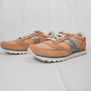 Saucony Women's Peach Jazz Low Pro Casual Shoes 10